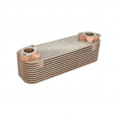 Радиатор масляный MAN TGX 18 440