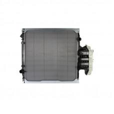 Радиатор двигателя MAN TGX с рамой