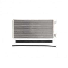 Радиатор печки MAN TGX EURO 6