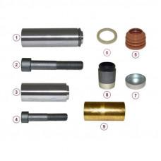 РМК суппорта (направляющие + втулка 39 мм) SN 7 DAF CF 85