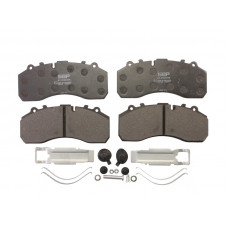 Колодки тормозные задние Daf XF 95