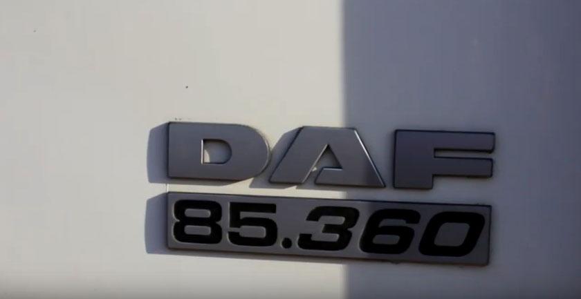 Доступные автозапчасти на DAF CF 85